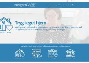 Kundeprojekt - intelligentcare.com