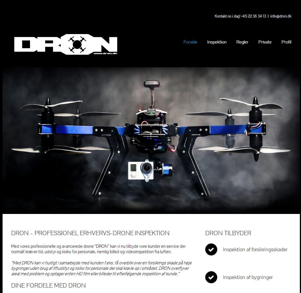 port-dron